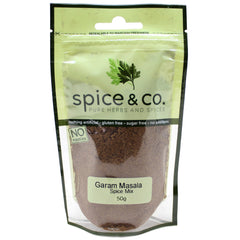 Spice & Co - Garam Masala - Spice Mix (60g)