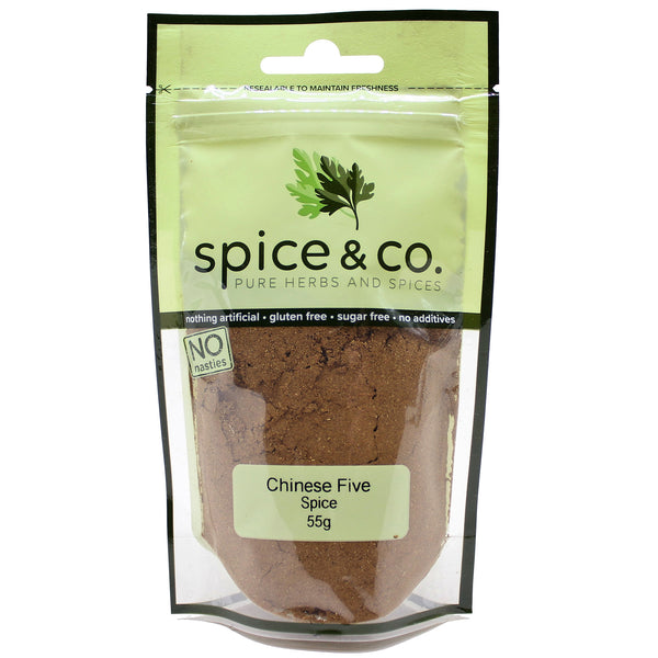 Spice & Co - Chinese Five Spice Mix (55g)