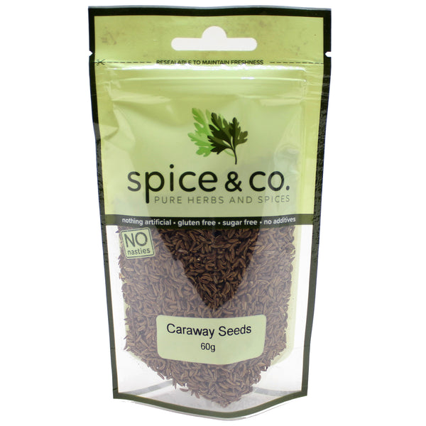 Spice and Co Caraway Seeds 60g