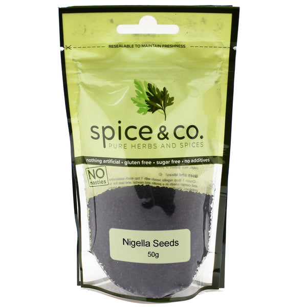 Spice & Co - Nigella Seeds (50g)