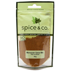 Spice & Co - Moroccan Spice Mix (50g)