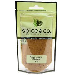 Spice & Co - Curry Madras - Medium (45g)