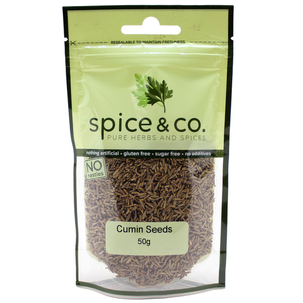 Spice & Co - Cumin Seeds (50g)