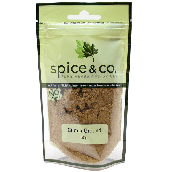 Spice & Co - Cumin Ground (50g)