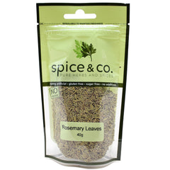 Spice and Co Rosemary Leaves 40g