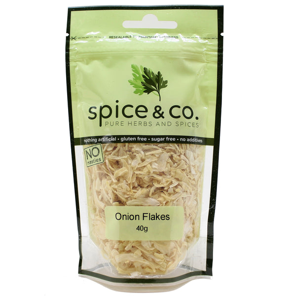 Spice & Co - Onion Flakes (40g)