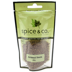 Spice & Co - Aniseed Seeds (40g)