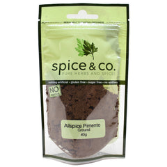Spice & Co - Allspice Pimento Ground (40g)