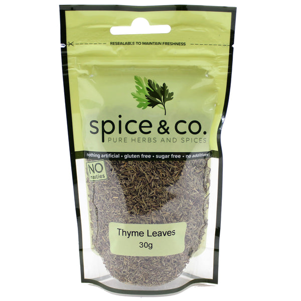 Spice & Co - Thyme Leaves (30g)