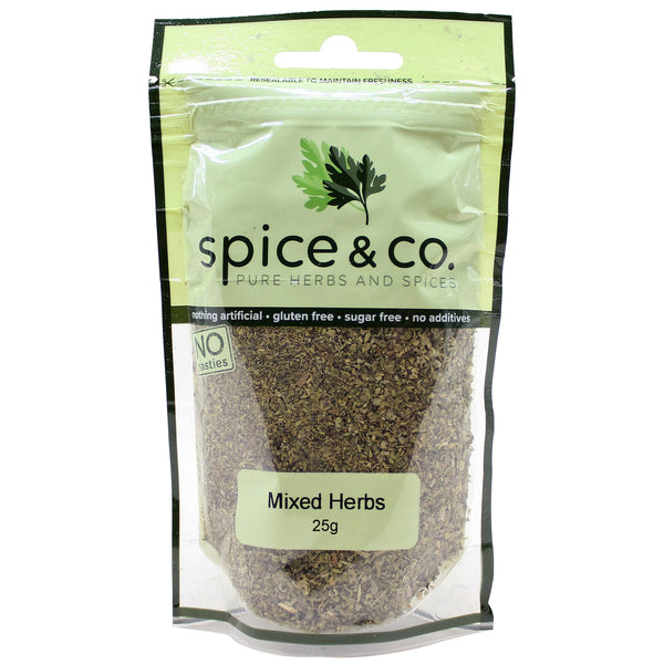 Spice and Co Mixed Herbs 30g