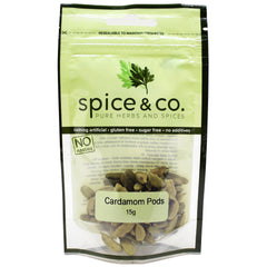 Spice & Co - Cardamom Pods (15g)