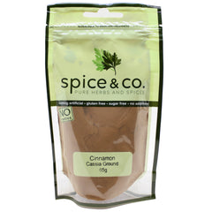 Spice and Co Cinnamon Cassia Ground 65g
