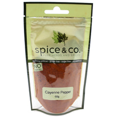 Spice & Co - Cayenne Pepper (60g)
