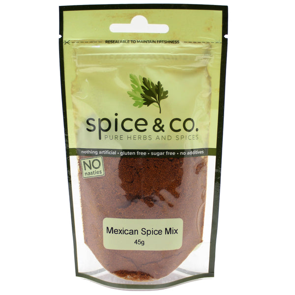Spice and Co Mexican Spice Mix 45g