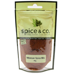 Spice & Co - Mexican Spice Mix (45g)