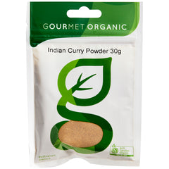 Gourmet Organic Herbs Indian Curry Powder | Harris Farm Online