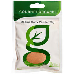 Gourmet Organic Herbs Madras Curry Powder | Harris Farm Online