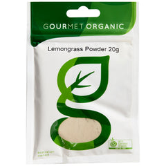 Gourmet Organic Herbs Lemongrass Powder | Harris Farm Online