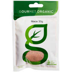 Gourmet Organic Herbs Mace Ground | Harris Farm Online