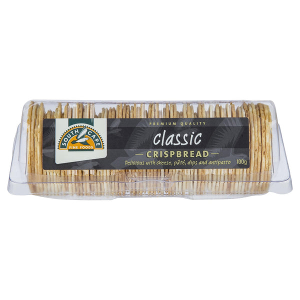 South Cape Crisp Classic 100g , Grocery-Biscuits - HFM, Harris Farm Markets  - 1