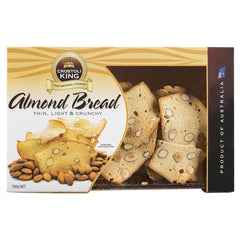 Crostoli King Almond Bread 150g , Grocery-Biscuits - HFM, Harris Farm Markets  - 1
