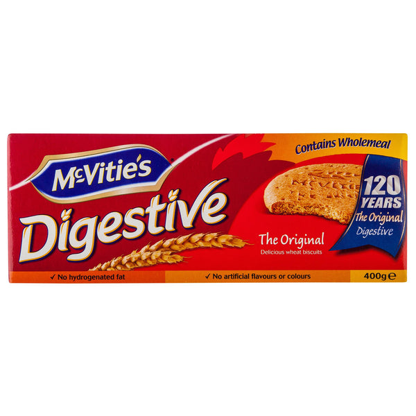 Mcvities Original Box 400g 400g , Grocery-Biscuits - HFM, Harris Farm Markets  - 1