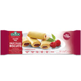 Orgran Gluten Free Fruit Filled Biscuits Wild Raspberry | Harris Farm Online