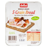 Delba 5 Whole Grain Bread 250g , Z-Bakery - HFM, Harris Farm Markets  - 1