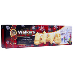 Walkers - Shortbread - Festive Shapes (175g)