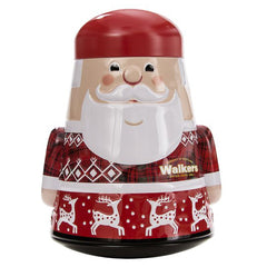 Walkers - Shortbread Mini Star - Santa Tin (200g)