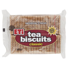 Eti Tea Biscuit 400g , Grocery-Biscuits - HFM, Harris Farm Markets  - 1