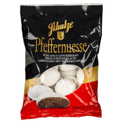 Schulze Pfeffernuesse Iced Spicy Gingerbread 200g , Grocery-Biscuits - HFM, Harris Farm Markets  - 1
