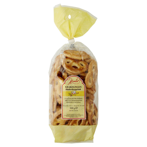 Hamlet Pretzel Biscuit 300g , Grocery-Biscuits - HFM, Harris Farm Markets  - 1