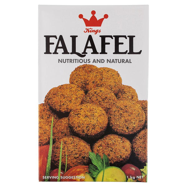 Kings Falafel Mix 1kg , Frdg3-Meals - HFM, Harris Farm Markets  - 1