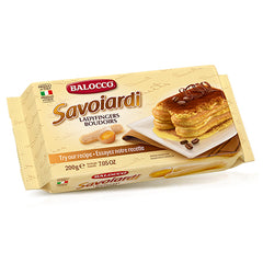 Balocco - Biscuits Savoiardi - Ladyfingers Boudoirs (200g)