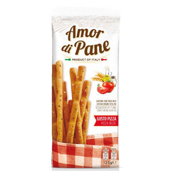 Amor Di Pane - Biscuits Breadsticks - Pizza Taste | Harris Farm Online