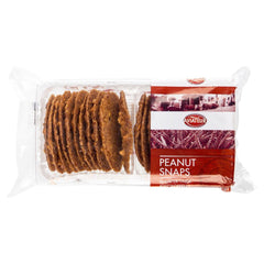 Aviateur Peanut Snaps 175g , Grocery-Biscuits - HFM, Harris Farm Markets  - 1
