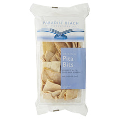 Paradise Pita Plain 120G 120g , Grocery-Biscuits - HFM, Harris Farm Markets  - 1