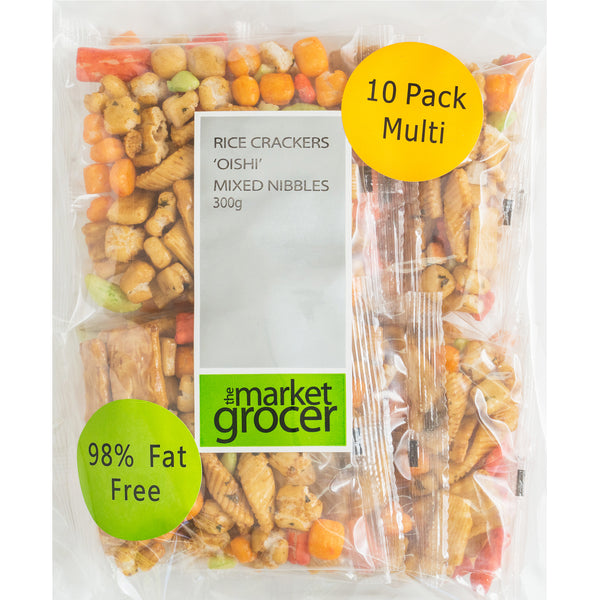 Oishi Rice Cracker Multi Pack | Harris Farm Online