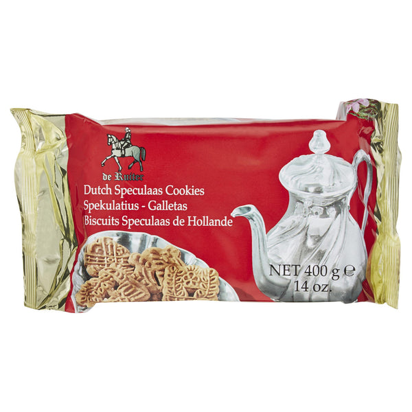 De Ruiter Speculaas Cookies 400g , Grocery-Biscuits - HFM, Harris Farm Markets  - 1