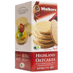 Walkers - Highland Oatcakes (24 pieces, 280g)