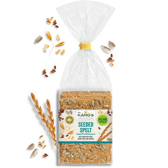 Dr Karg's - Seeded Spelt - Organic Wholegrain Crispbreads | Harris Farm Online