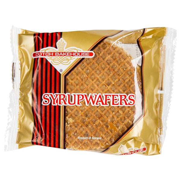 Dutch Bakehouse Syrup Wafers 120g , Grocery-Biscuits - HFM, Harris Farm Markets  - 1