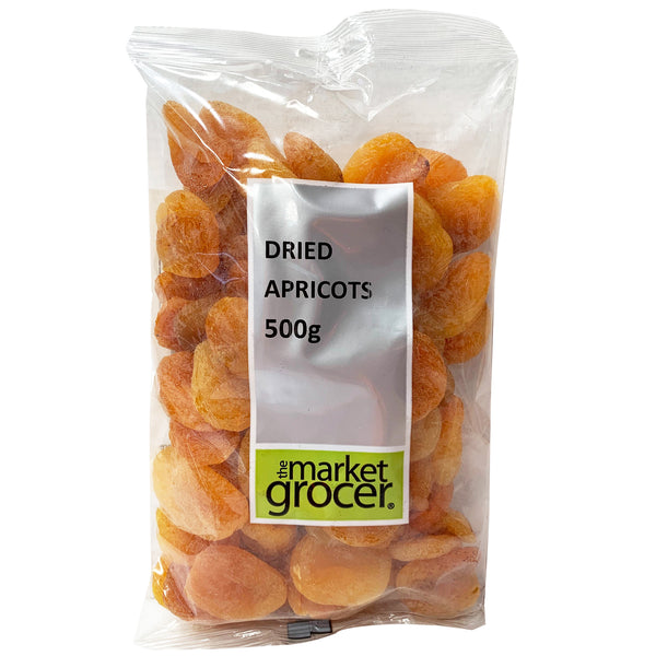 The Market Grocer - Apricots Dried (500g)