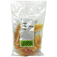 The Market Grocer - Dried Mango Slices (250g)