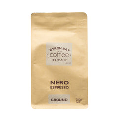 Byron Bay Coffee Co. Nero Espresso Ground Coffee | Harris Farm Online