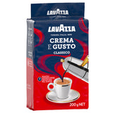 Lavazza - Coffee Crema E Gusto (GROUND, 200g)