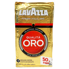 Lavazza - Coffee Ground - Gold Oro Bonus (250g)