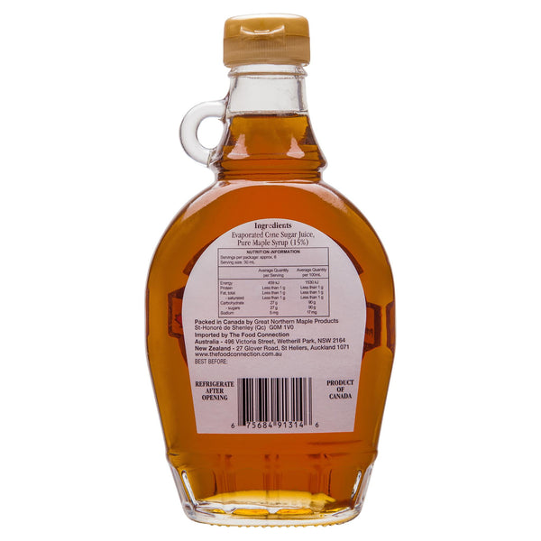 Canadas Maple Topping 250ml , Grocery-Condiments - HFM, Harris Farm Markets  - 2