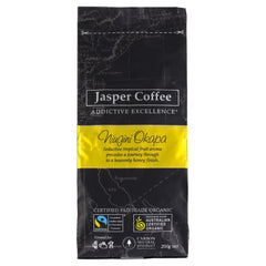 Jasper Grnd Coffee Okapa 250g , Grocery-Coffee - HFM, Harris Farm Markets  - 1